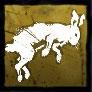 シェイプのアドオン「ウサギの死体」