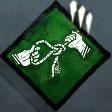 ピッグの固有パーク「処刑人の妙技」
