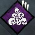 殺人鬼の共通パーク「呪術:誰も死から逃れられない」