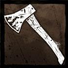 特殊能力:狩猟用手斧