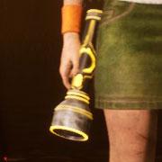 4周年の懐中電灯:見た目