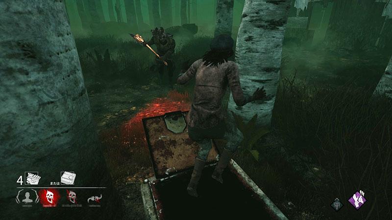生存者はハッチから逃げられる
