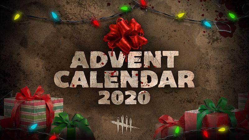 【DbD】アドベントカレンダー2020